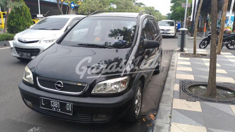 Jual Mobil Bekas 2004 Chevrolet Zafira Cd 1 8 Surabaya 00bo502