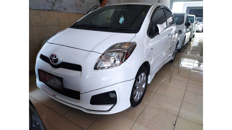 2012 Toyota Yaris TRD (preview-0)