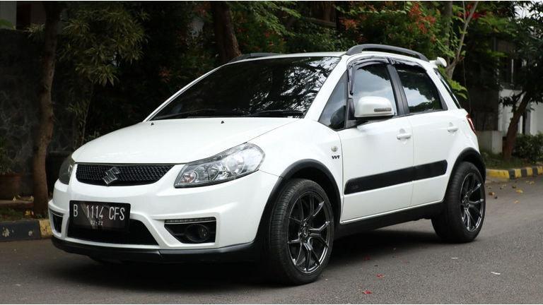2011 Suzuki Sx4 rc1 (preview-0)