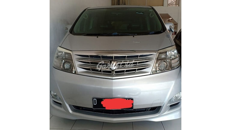 2007 Toyota Alphard ASG AT - Istimewa Terawat (preview-0)