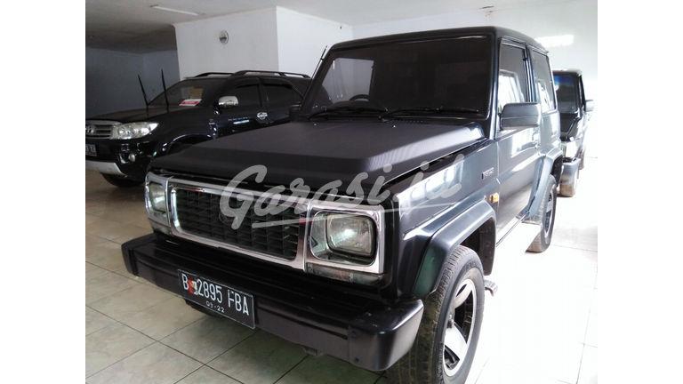 Jual Mobil Bekas 1995 Daihatsu Feroza Jeep Kota Bekasi 00aq392
