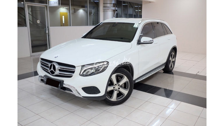 2017 Mercedes Benz Glc-250 4matic - Mobil Pilihan (preview-0)