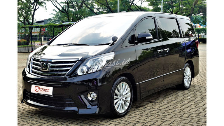 2013 Toyota Alphard (preview-0)