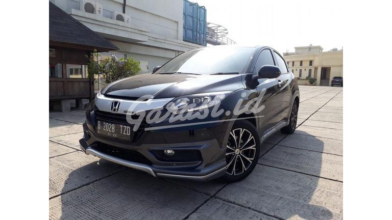 Jual Mobil Bekas 2017 Honda Hr V Prestige Mugen Jakarta Utara 00bf584 Garasi Id