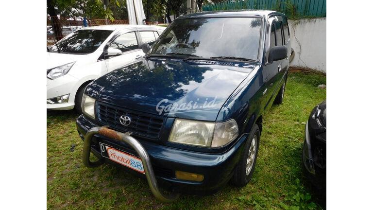 2001 Toyota Kijang LSX 1.8 - Kondisi Ok & Terawat (preview-0)