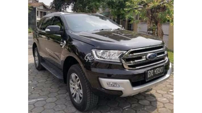 2015 Ford New Everest 2.5 L - SIAP PAKAI (preview-0)