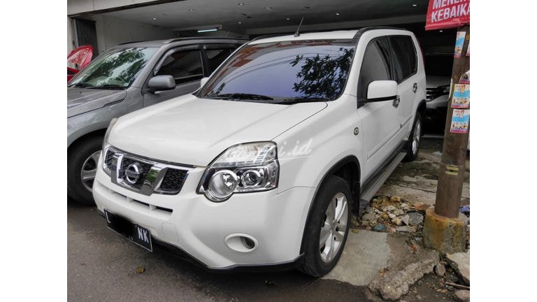 2014 Nissan X-Trail St (preview-0)