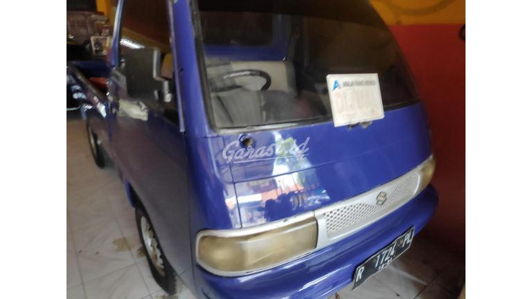 2002 Suzuki Carry Pick Up mt - Unit Super Istimewa (preview-0)