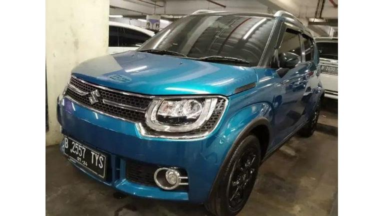 2019 Suzuki Ignis GX - Barang Bagus Dan Harga Menarik (preview-0)