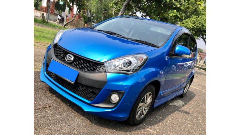 2016 Daihatsu Sirion Sport - Mobil Pilihan (preview-0)