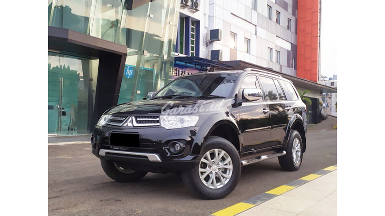 2014 Mitsubishi Pajero Sport Exceed (preview-0)