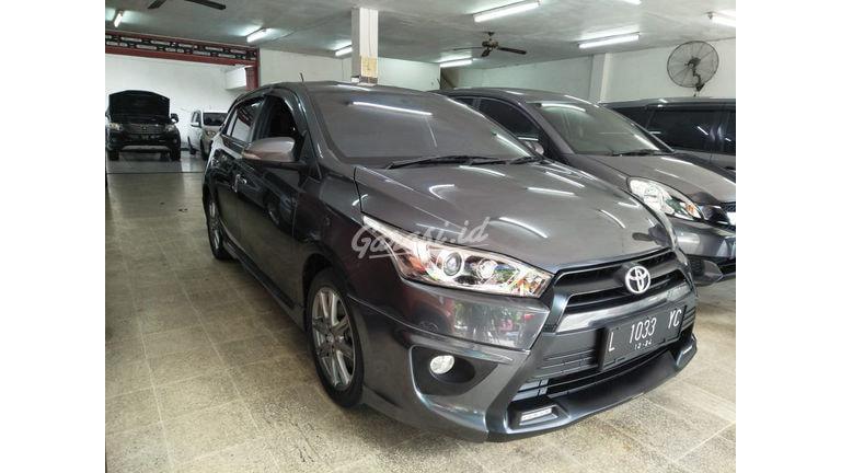 2016 Toyota Yaris TRD - Mobil Pilihan (preview-0)