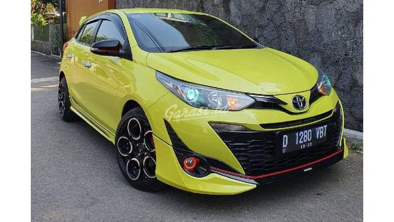 2018 Toyota Yaris S TRD - Istimewa (preview-0)