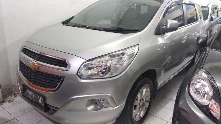 2013 Chevrolet Spin LT - mulus terawat, kondisi OK, Tangguh (preview-0)