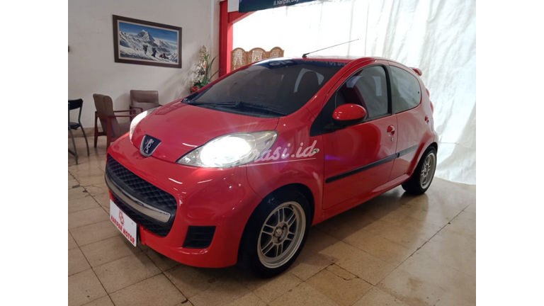 2012 Peugeot 107 `.0 (preview-0)