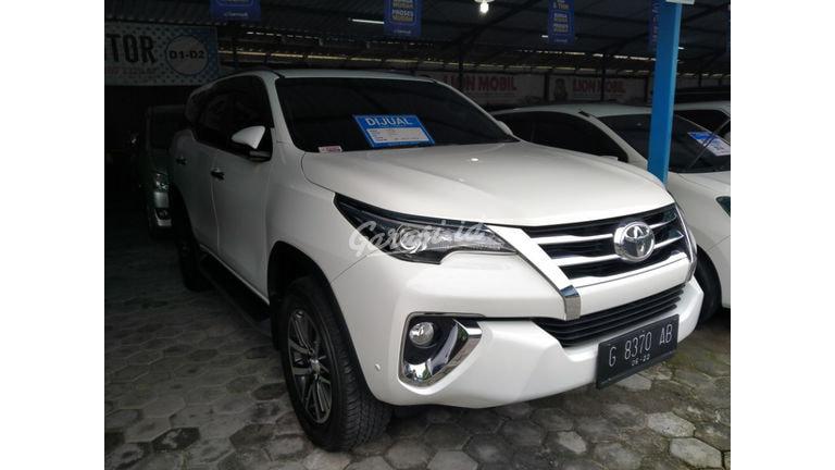 2017 Toyota Fortuner VRZ - Mulus Langsung Pakai (preview-0)
