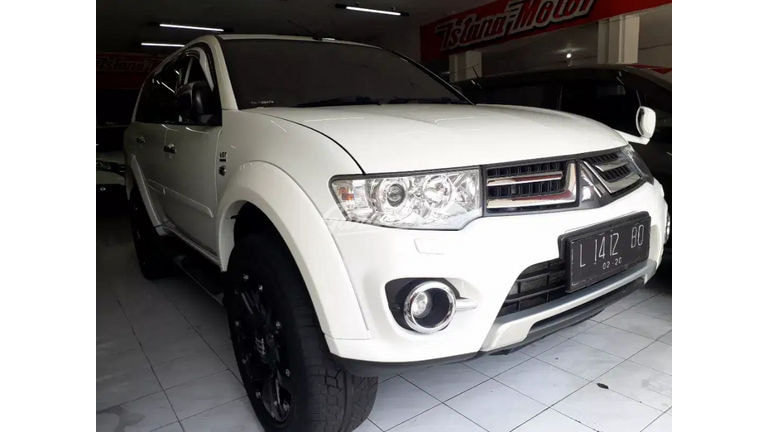 2014 Mitsubishi Pajero Sport Dakar - Terawat Siap Pakai (preview-0)