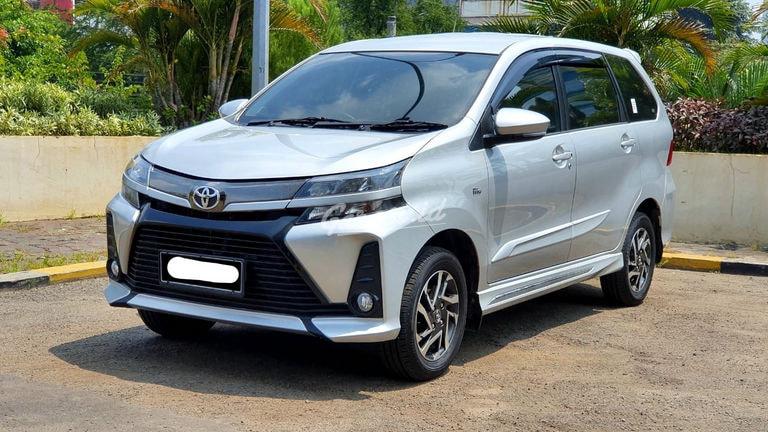 2019 Toyota Avanza Veloz - Mobil Pilihan (preview-0)