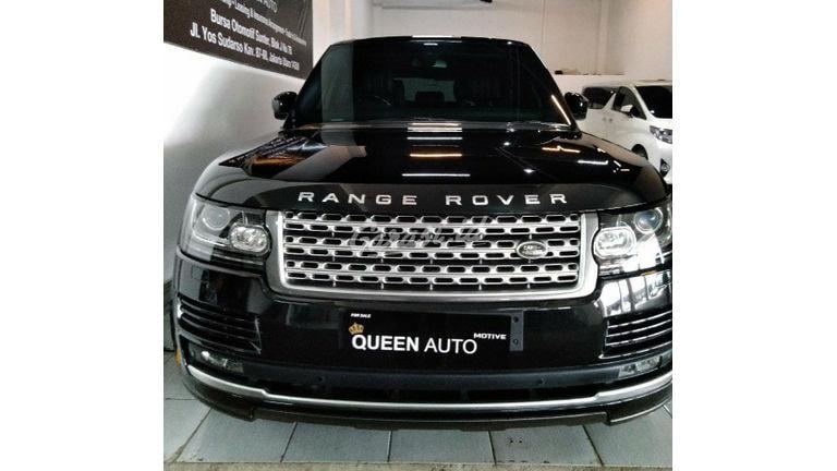 2016 Land Rover Range Rover Vogue HSE - Barang Bagus Siap Pakai (preview-0)