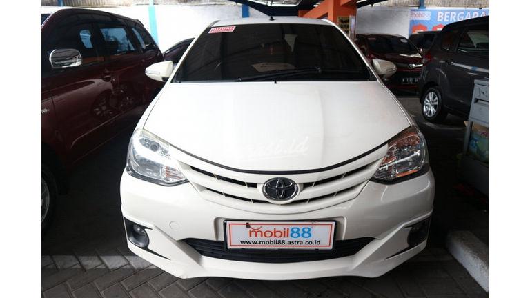 Jual Mobil Bekas 2013 Toyota Etios Valco G Surabaya 00eb669 Garasi Id