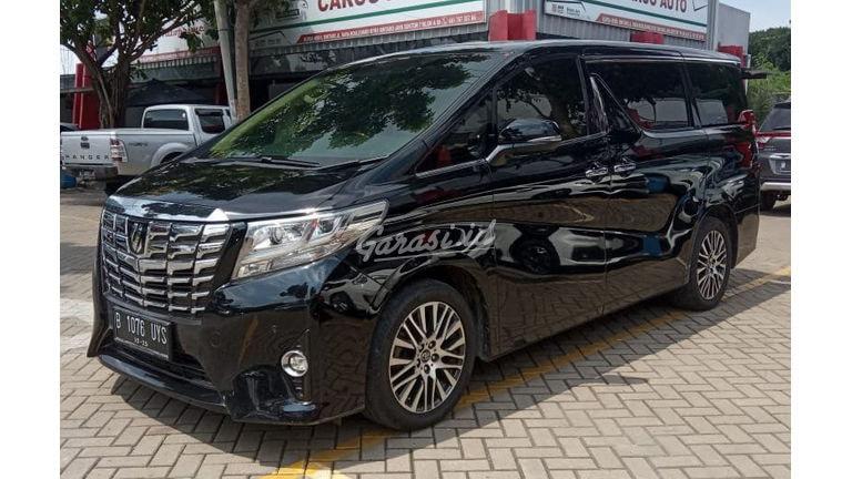 2015 Toyota Alphard G ATPM - Mobil Pilihan (preview-0)