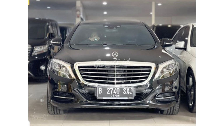 2015 Mercedes Benz S-Class Exclusive (preview-0)