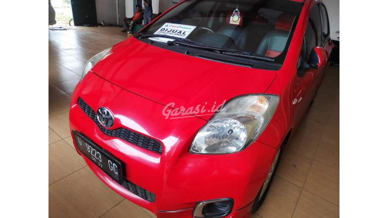2012 Toyota Yaris E - Unit Super Istimewa (preview-0)