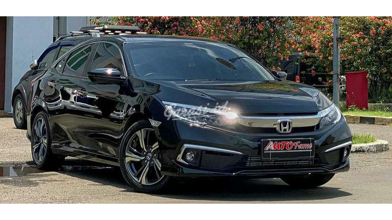 2019 Honda Civic Es Prestige Turbo - Low KM Like New (preview-0)