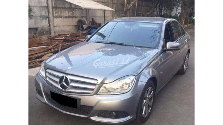 2012 Mercedes Benz C-Class C200 - SIAP PAKAI! (preview-0)