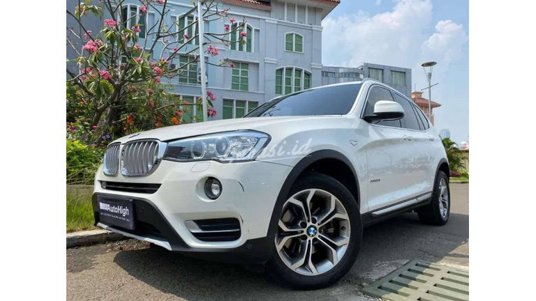 2017 BMW X3 X-Drive - Mobil Pilihan (preview-0)