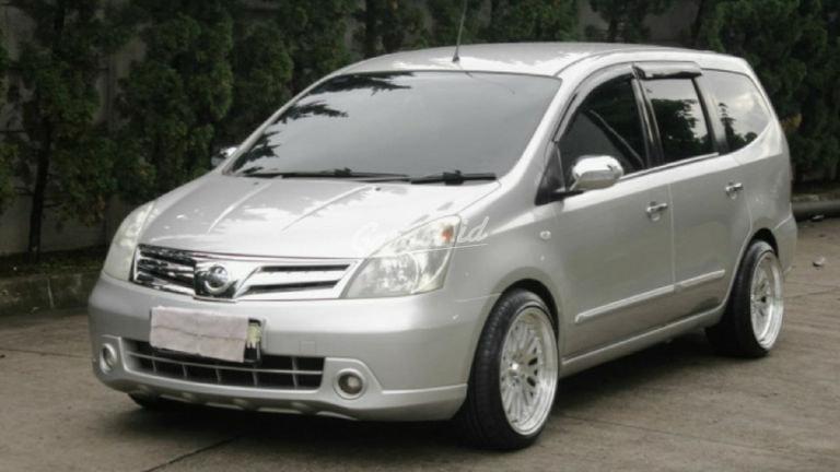 2012 Nissan Grand Livina XV - Nego Halus (preview-0)