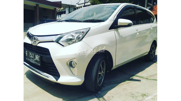 2017 Toyota Calya G - Good Condition Like New (preview-0)