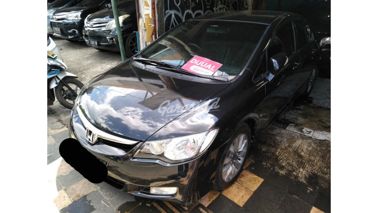 2008 Honda Civic at - SIAP PAKAI! (preview-0)
