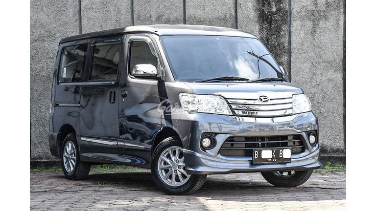 2017 Daihatsu Luxio X - Istimewa Siap Pakai (preview-0)