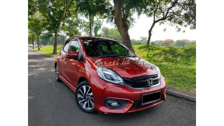 2014 Honda Brio RS CVT - Sangat Istimewa Seperti Baru (preview-0)