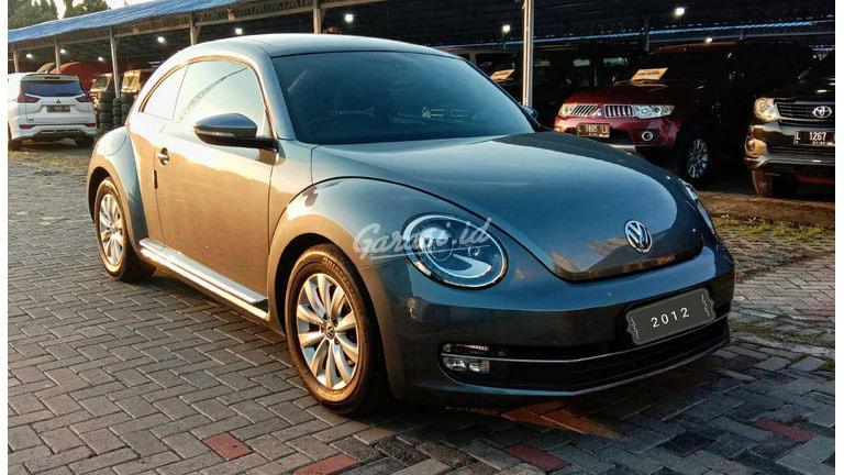 2012 Volkswagen Beetle TSI SPORT - kondisi full orisinil cat kayak baru (preview-0)