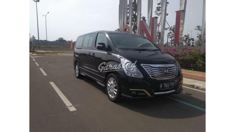 2011 Hyundai H-1 Royale - Jarang Pakai Istimewa (preview-0)