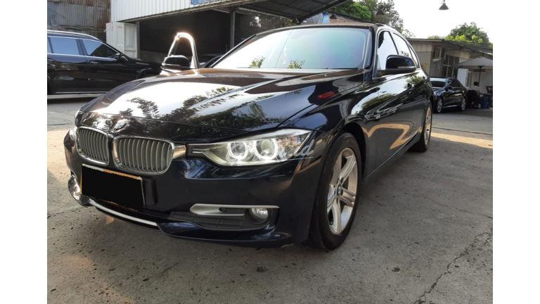 2014 BMW 320i F30 Sport - Istimewa Siap Pakai (preview-0)