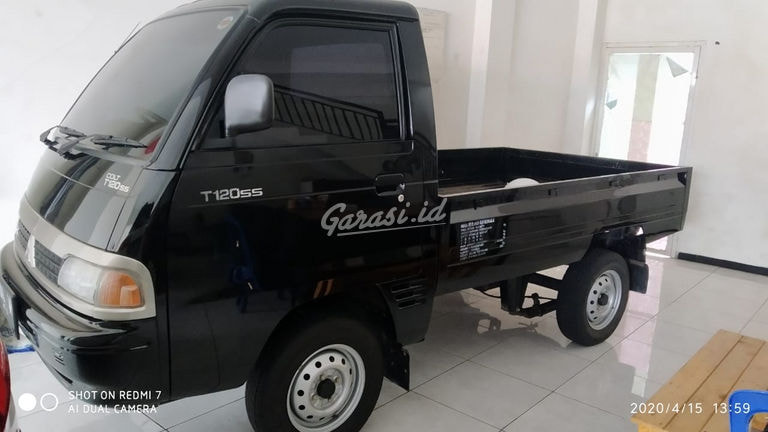 2018 Mitsubishi T120 Ss PU - Manual Good Condition (preview-0)