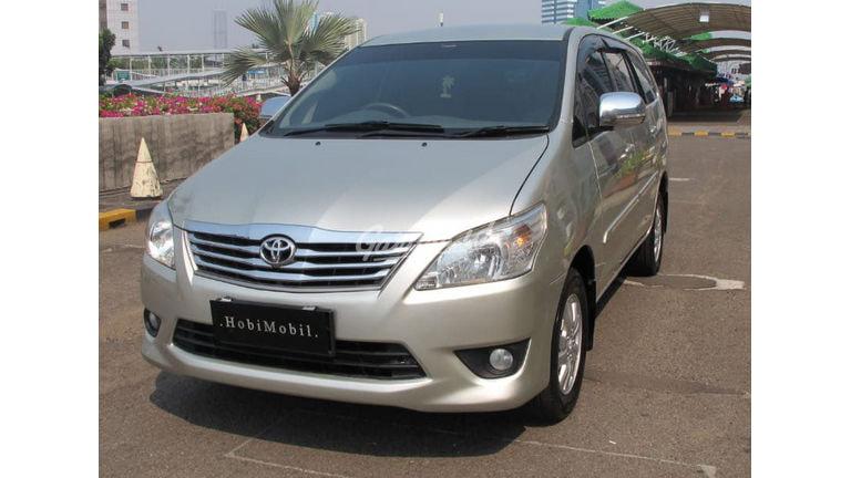 2012 Toyota Kijang Innova G - Istimewa Siap Pakai (preview-0)