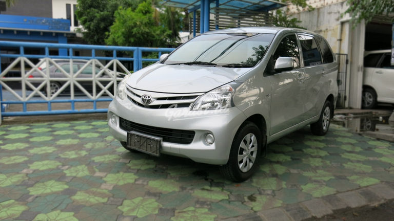 2014 Toyota Avanza E - Manual (preview-0)