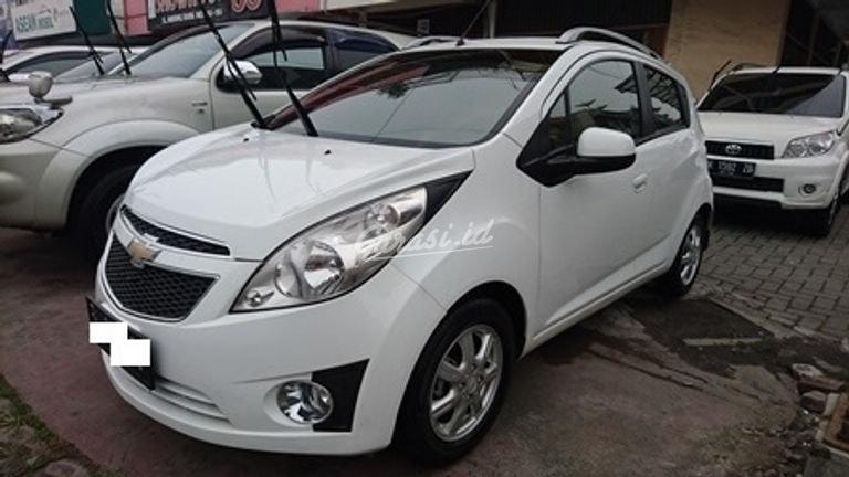 Jual Mobil Bekas 2010 Chevrolet Spark Lt Medan 00ig704 Garasi Id