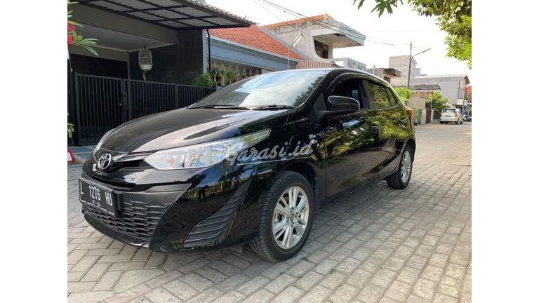 2018 Toyota Yaris E - Mobil Pilihan (preview-0)