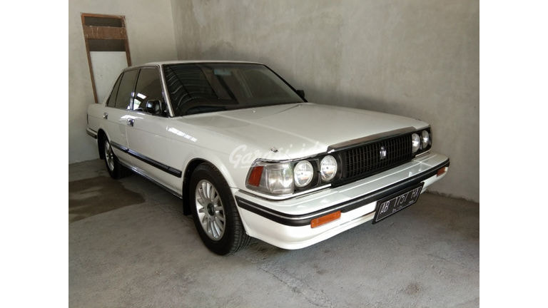 1984 Toyota Crown Super Saloon - Terawat Siap Pakai Unit Istimewa (preview-0)