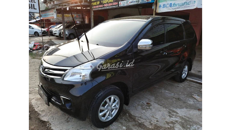 2013 Toyota Avanza G - Kondisi Mulus Tinggal Pakai (preview-0)