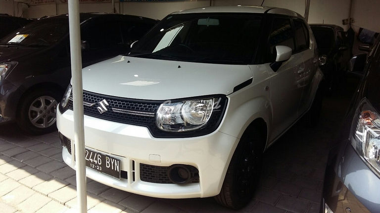 2013 Suzuki Ignis 1.2 - Barang Istimewa (preview-0)