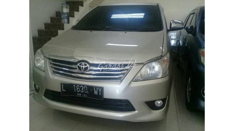 2012 Toyota Kijang Innova G - TYT G.INOVA DSL G MATIC 2012 UNIT ISTIMEWA N MURAH (preview-0)