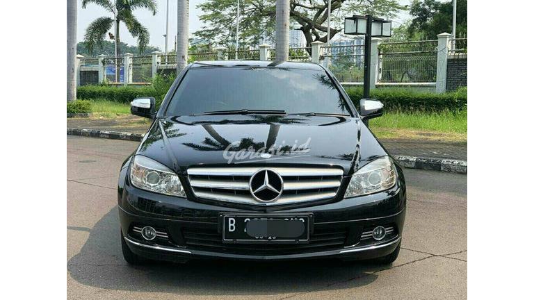 2008 Mercedes Benz C-Class Avangarde - good condition (preview-0)