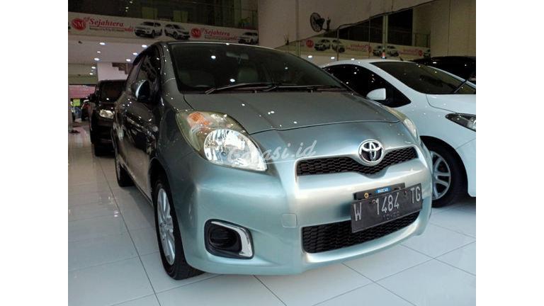 2012 Toyota Yaris J - Proses Cepat Dan Mudah (preview-0)