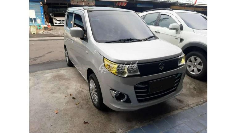 2016 Suzuki Karimun Wagon R GS - Milik Pribadi Rawatan Bisa Kredit (preview-0)